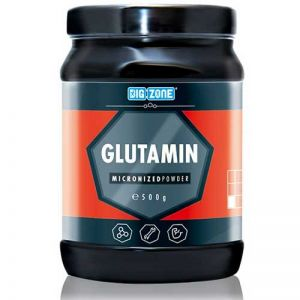 Big Zone L-Glutamin, 500g