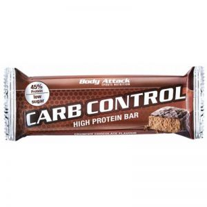 Body Attack Carb Control, 100g Crunchy Chocolate