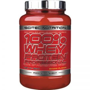 Scitec Nutrition 100% Whey Protein Professional, 920g Schoko-Haselnuss