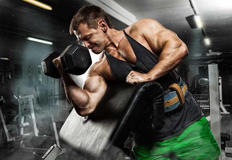 Tipps Muskelaufbau schnell