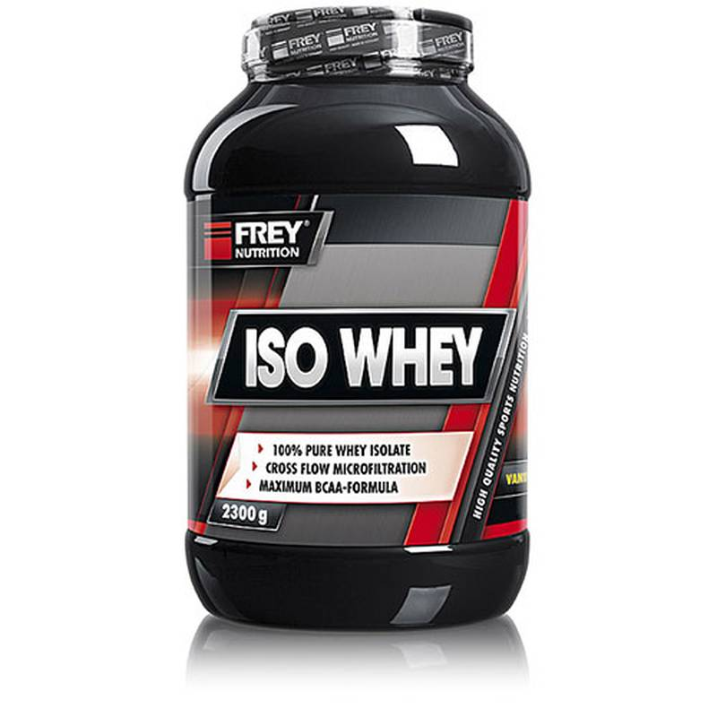 Frey Nutrition Iso Whey, 750g