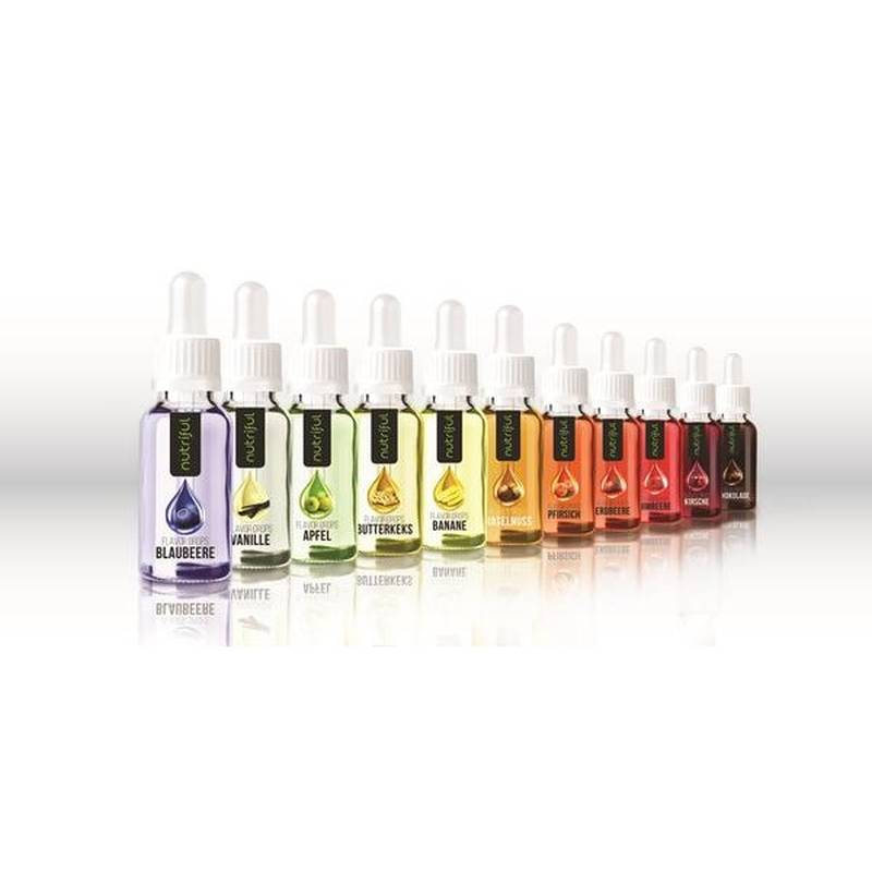 Nutriful Flavor Drops, 30ml Vanille