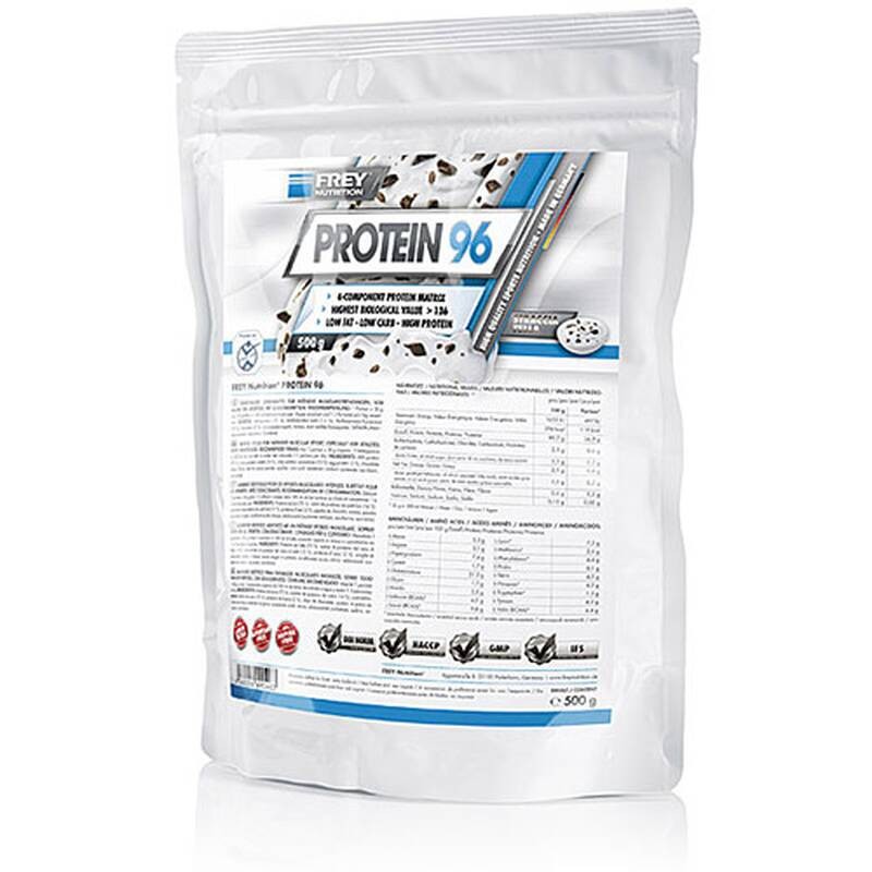 Frey Nutrition Protein 96, 500g Neutral