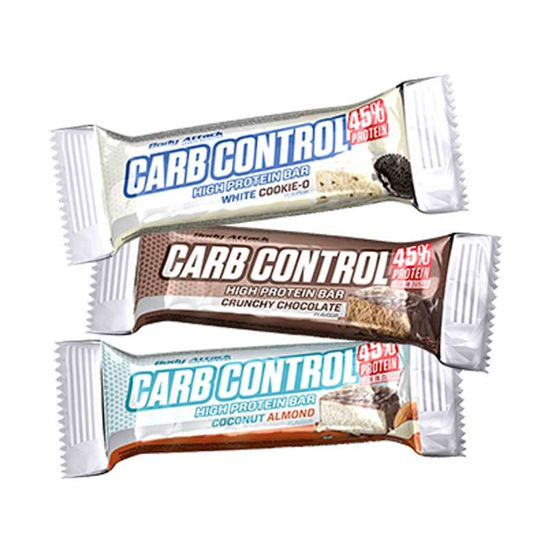 Body Attack Carb Control, 100g Marzipan