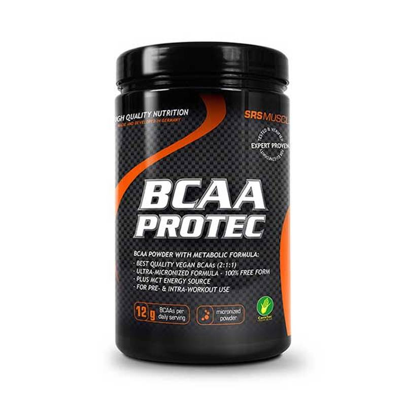 SRS Muscle BCAA Protec, 414g