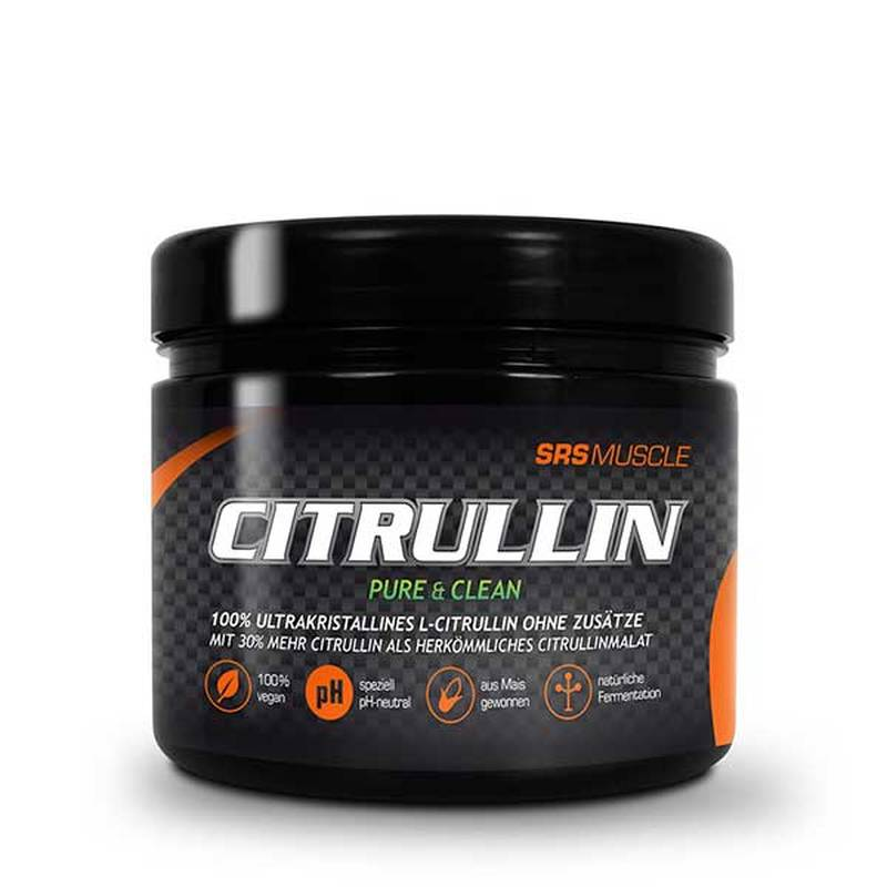 SRS Muscle Citrullin, 250g