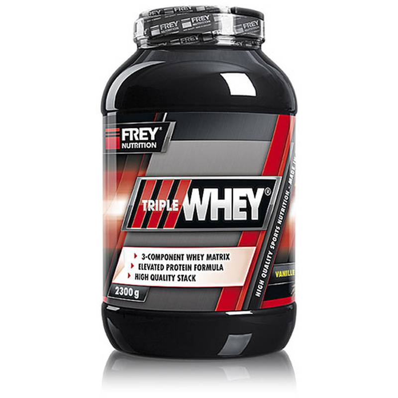 Frey Nutrition Triple Whey, 2300g