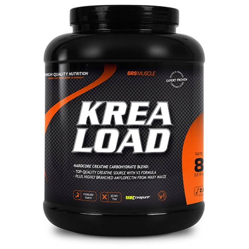 SRS Muscle Krea Load, 2000 g