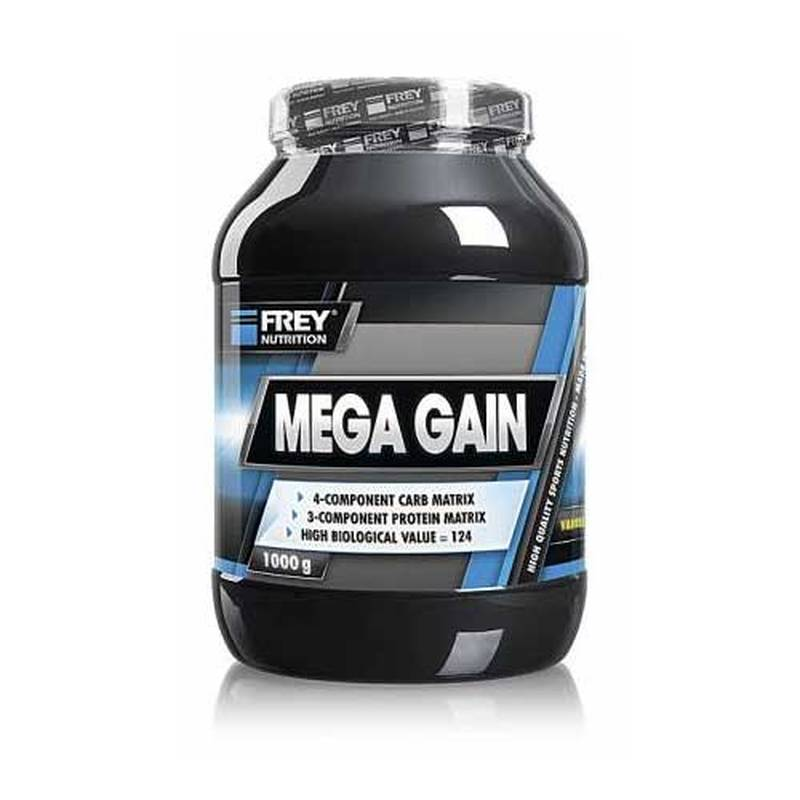 Frey Nutrition Mega Gain, 1000g