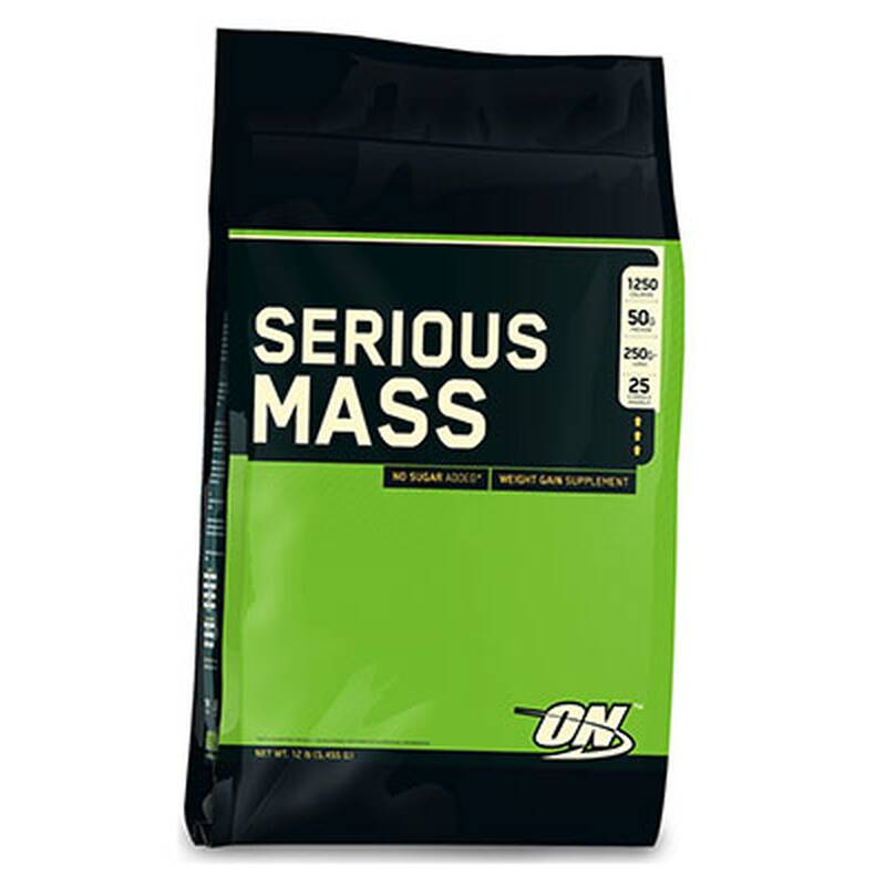 Optimum Nutrition Serious Mass, 5454g