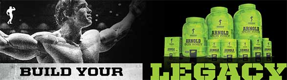 MusclePharm Arnold Series Nutrition